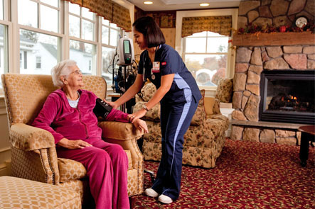 RN - LPN Job Openings in Manchester, NH at Hanover Hill Health Care Center